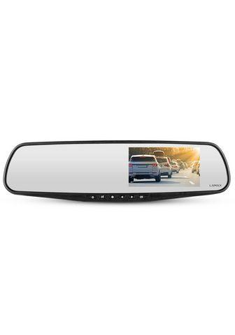 LAMAX »S7 Dual« Dashcam (für den Rückspiegel...