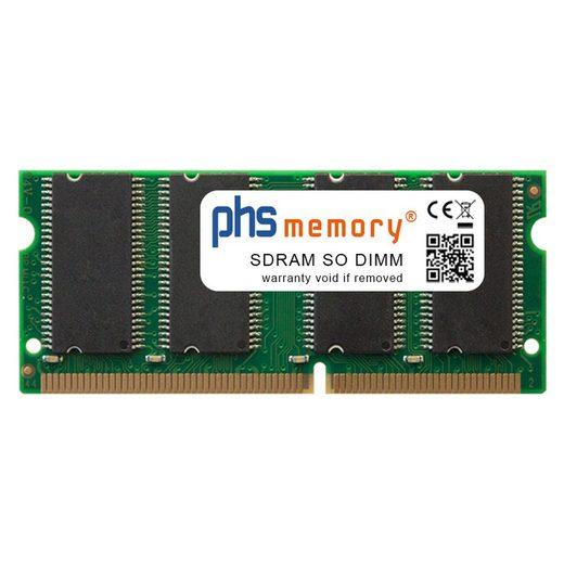 PHS-memory »RAM für Acer Aspire 1300« Arbeitsspeicher