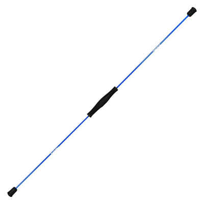 MSports® Swingstick »MSports Schwingstab Swingstick Tiefenmuskel Training für zuhause - Blau«