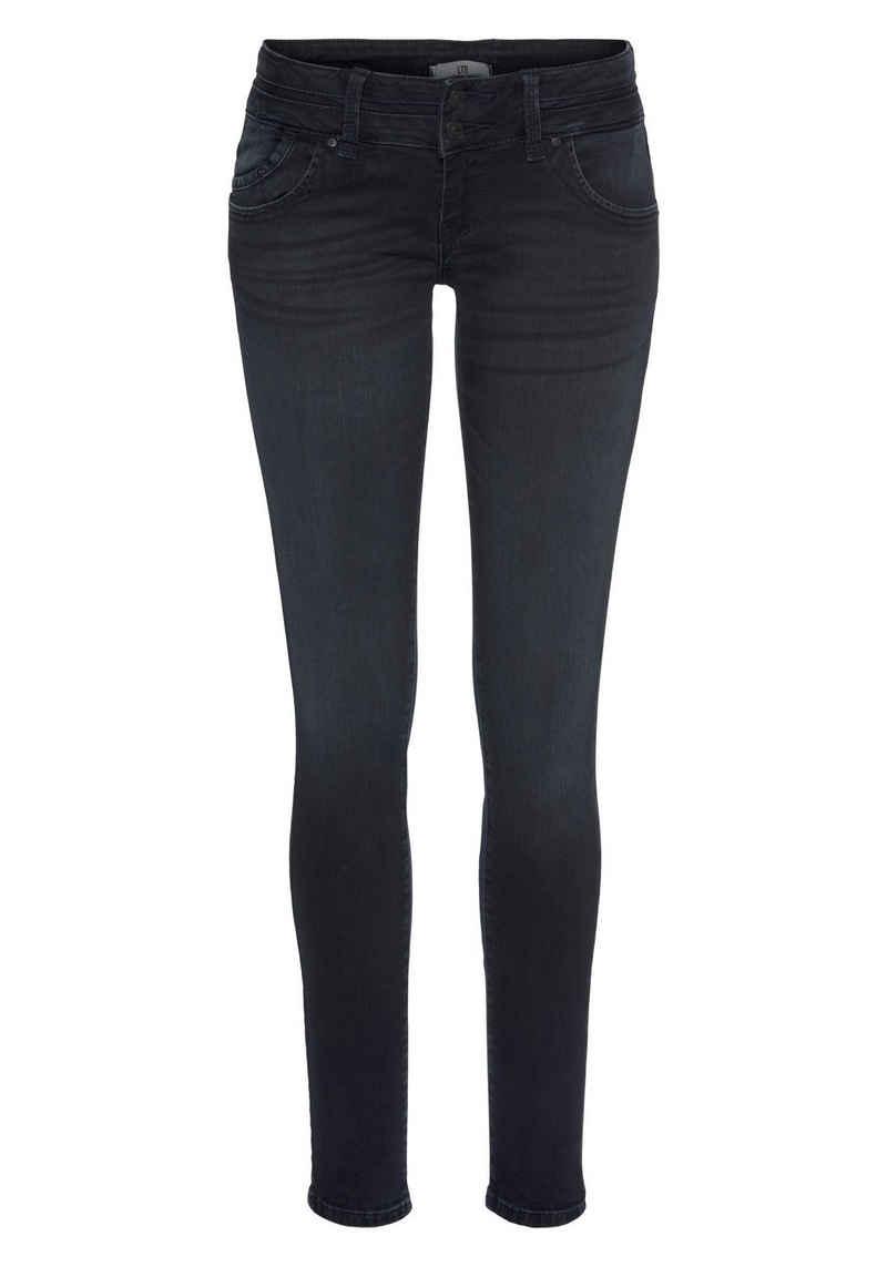 LTB Skinny-fit-Jeans »JULITA X« mit extra schmalem Bein und niedriger Leibhöhe im 5-Pocket-Stil