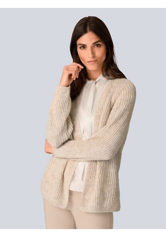 Alba Moda Megztinis in luftigem Grobstrick