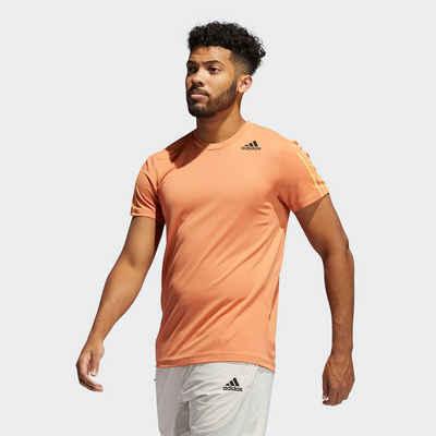 adidas Performance T-Shirt »HEAT.RDY 3-STREIFEN«