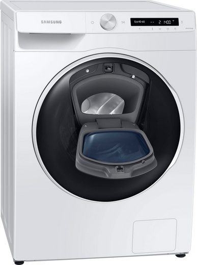 Samsung Waschtrockner WD11T554AWW, 10,5 kg, 6 kg, 1400 U/min, AddWash