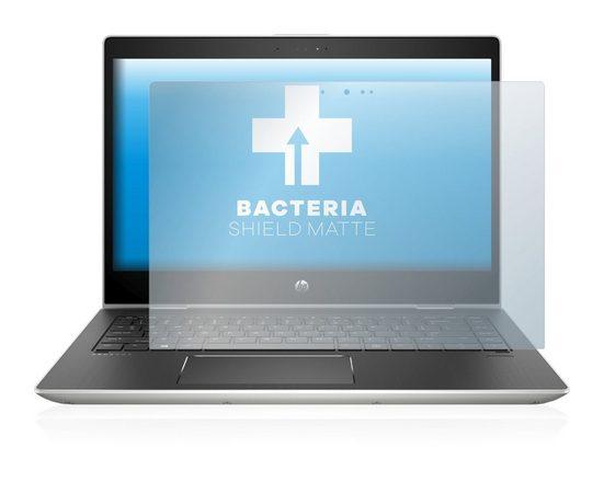 upscreen Schutzfolie »für HP ProBook x360 440 G1 (eine Kamera)«, Folie Schutzfolie matt entspiegelt antibakteriell