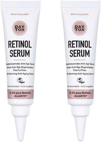 DAYTOX Gesichtspflege-Set »Retinol Serum«, 2-tlg.