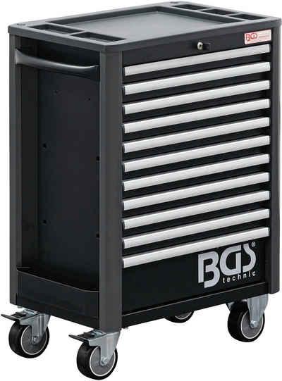 BGS Werkstattwagen, 11 Schubladen