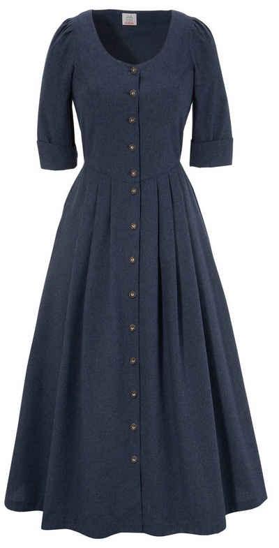 Naber Collection Trachtenkleid Damen, vielseitig tragbar