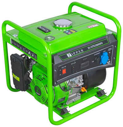 ZIPPER Stromerzeuger, 4 in kW