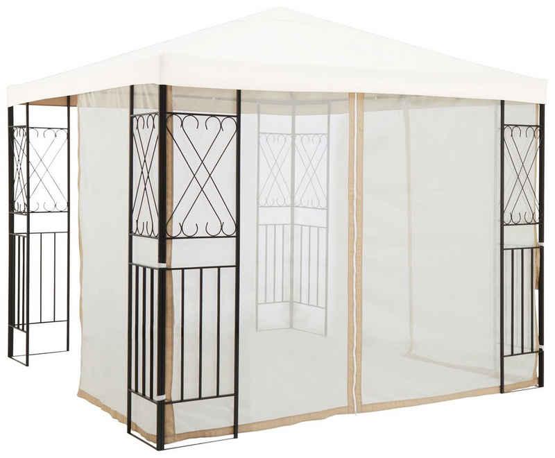 KONIFERA Pavillonseitenteile »Sumatra«, mit 2 Seitenteilen, mit Moskitonetz