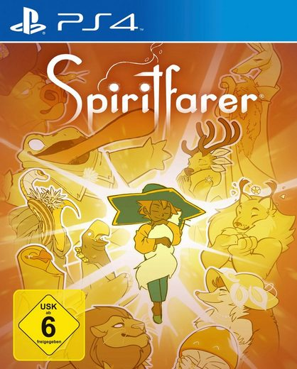 Spiritfarer PlayStation 4