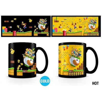 Super Mario Tasse »Super Mario -Gold Coin Rush, Thermoeffekt 315 ml«