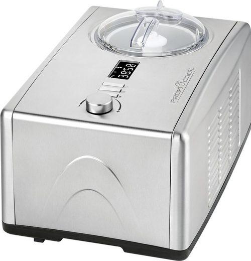 ProfiCook Eismaschine PC-ICM 1091 N, 1,5 l, 150 W