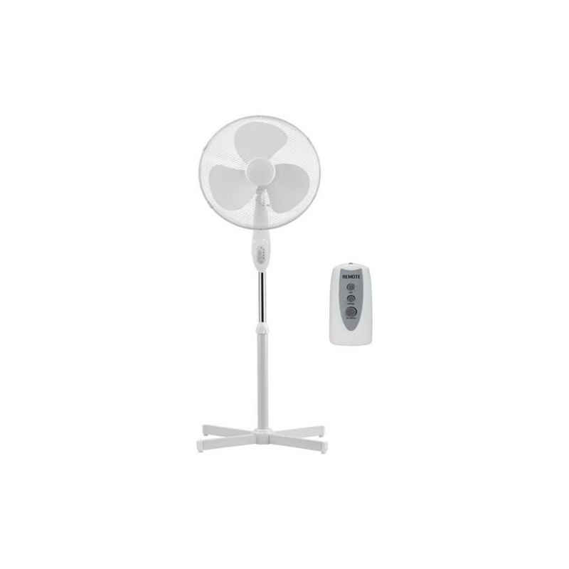 Heller Standventilator Standventilator m.Fernb.+Timer STV 440 FT ws