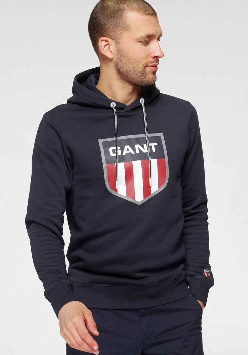 Gant Kapuzensweatshirt »D1. GANT RETRO SHIELD«