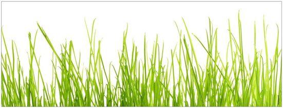 MySpotti Badrückwand »mySPOTTI aqua Gras«, Höhe: 45 cm