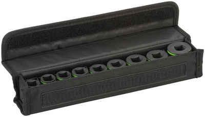 BOSCH Stecknüsse »Steckschlüsseleinsätze«, Set, 9-St., L 38 mm, SW 10 - SW 27