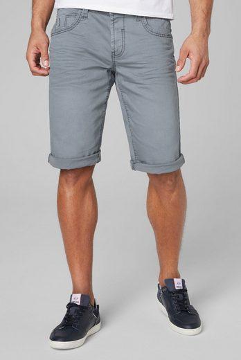 CAMP DAVID Slim-fit-Jeans mit breiten Nähten
