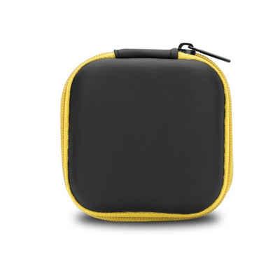 Cadorabo Aufbewahrungsbox »Cadorabo Kopfhörer KOPFHÖRER AUFBEWAHRUNGSBOX«, Netzfach und Reißverschluss für Headset, In-Ear Headphone etc