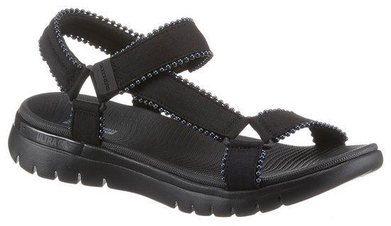 Skechers »ON-THE-GO-FLEX - CLASSY« Sandale mit kleinen Perlen verziert