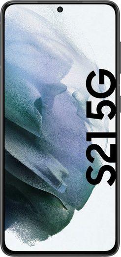 Samsung Galaxy S21 5G Smartphone (15,84 cm/6,2 Zoll, 128 GB Speicherplatz, 64 MP Kamera, 3 Jahre Garantie)