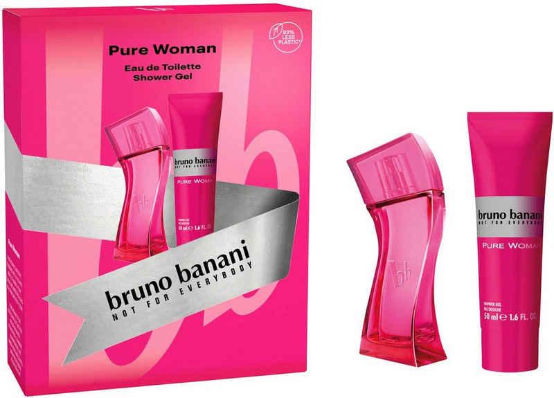 Bruno Banani Duft-Set »bruno banani Pure Woman«, 2-tlg.