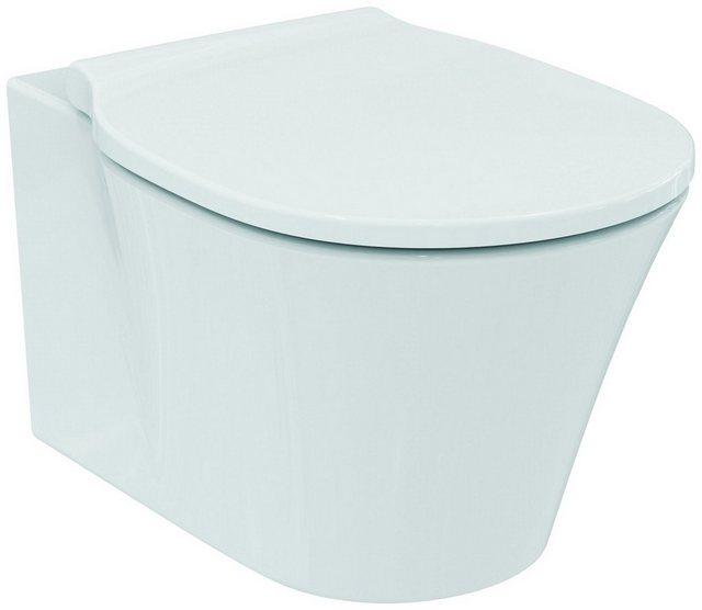 WCs und Zubehör - IDEAL STANDARD Wand WC »Connect Air«, spülrandlos  - Onlineshop OTTO