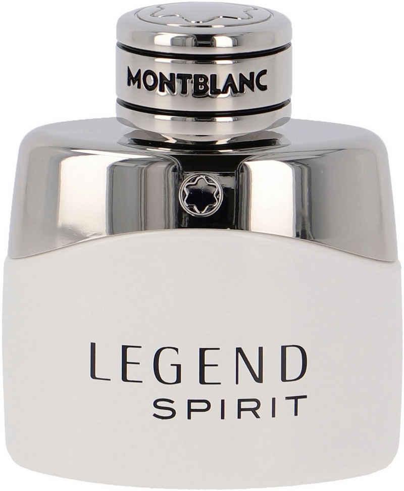 MONTBLANC Eau de Toilette »Legend Spirit«