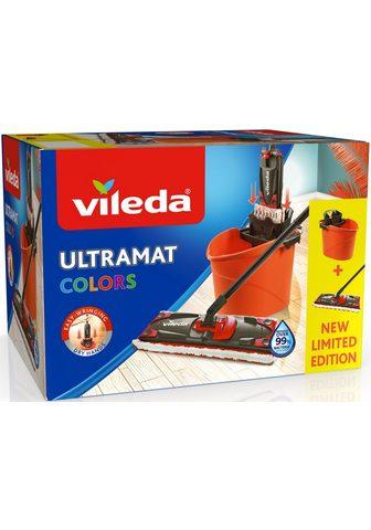 Vileda Bodenwischer-Set »Ultramat 2in1 Colors...