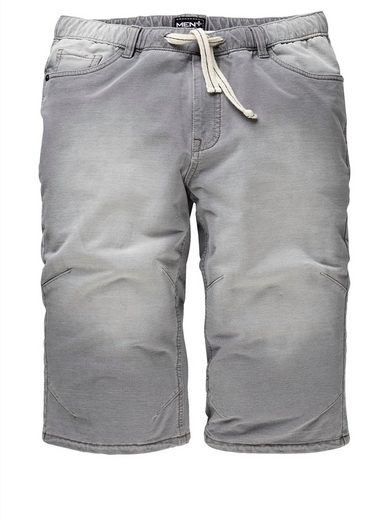 Men Plus by Happy Size Jogpants-Bermuda