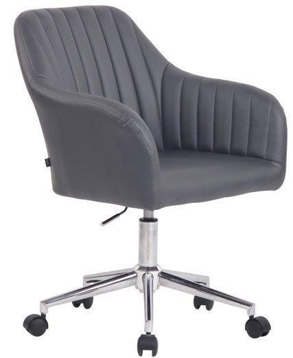 CLP Schreibtischstuhl »Filton«, höhenverstellbar und drehbar