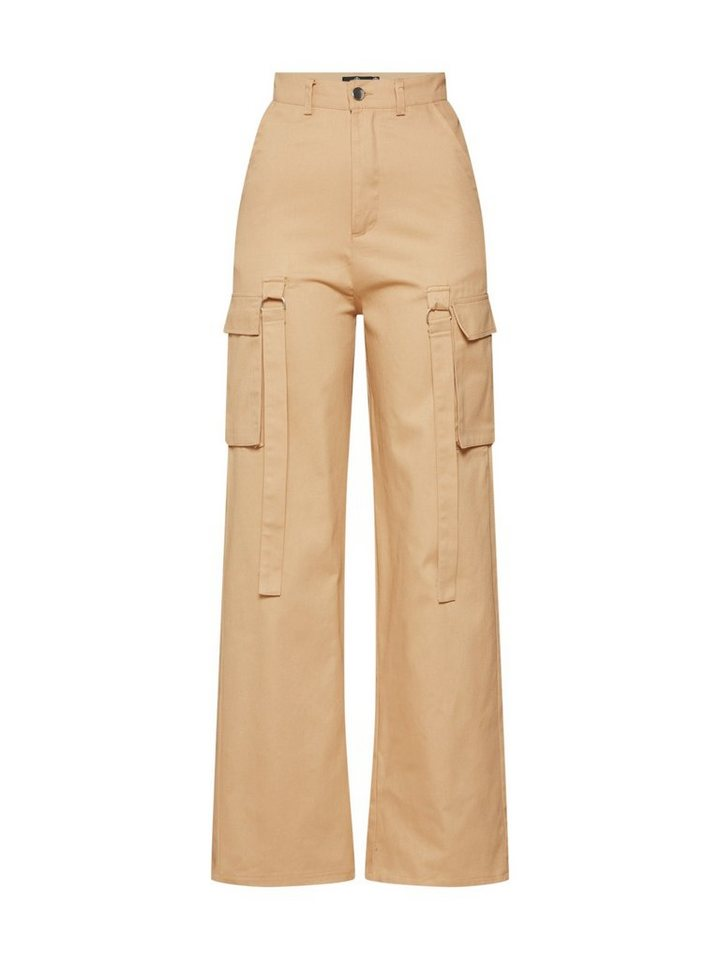 missguided -  Schlaghose »Utility Trouser Sand«