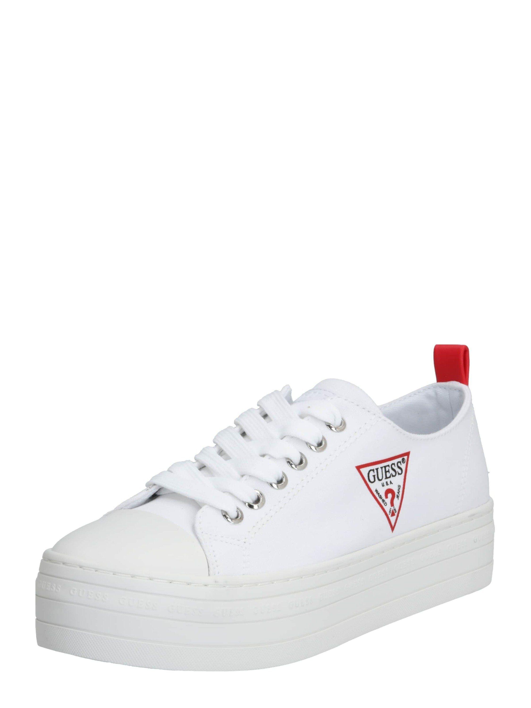 Guess Sneaker, Abgesteppter SaumKante online kaufen | OTTO