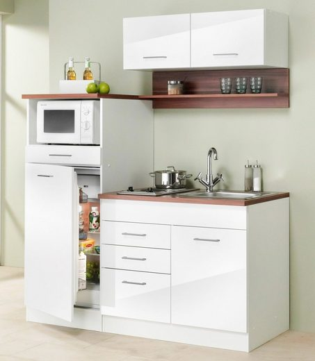 HELD MÖBEL Küchenzeile »Monaco«, Breite 160 cm