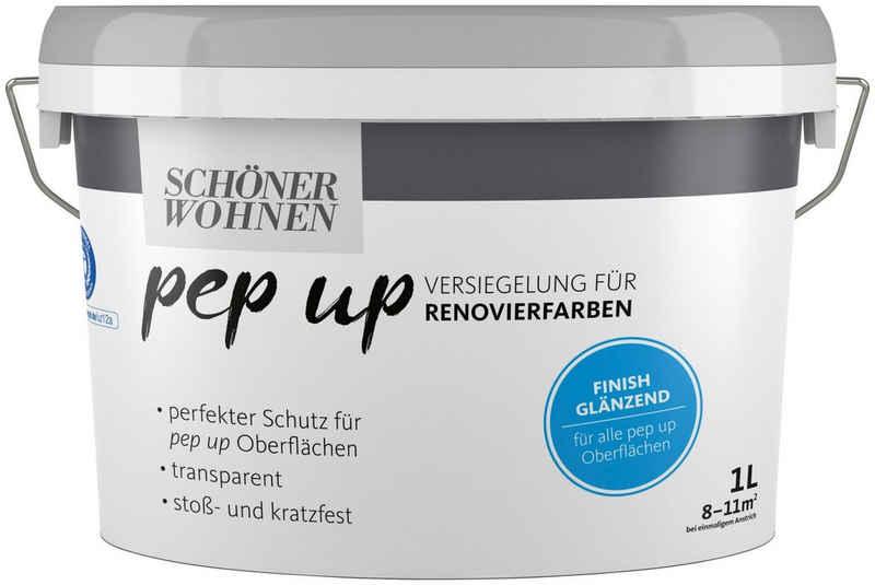 SCHÖNER WOHNEN-Kollektion Bodenversiegelung »pep up«, für Renovierfarben, glänzend, 1 l