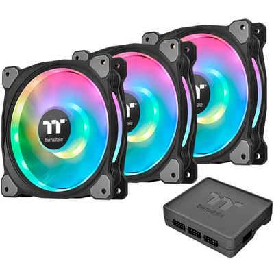 Thermaltake Gehäuselüfter »Riing Duo 14 RGB Radiator Fan 3 Pack«