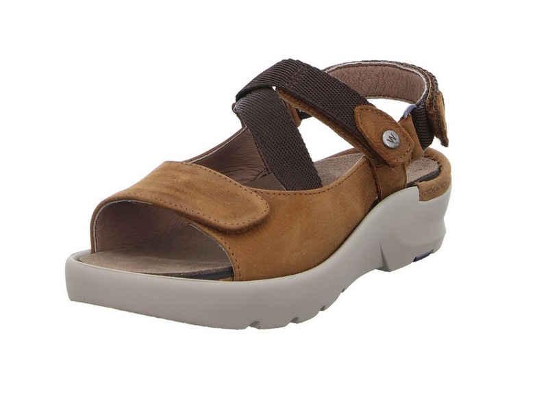 WOLKY »Lisse braun kombi« Sandale