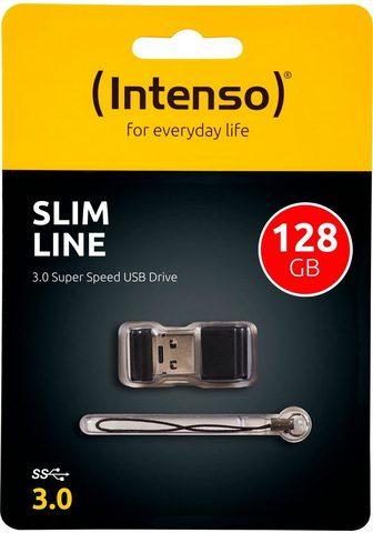 Intenso »Slim Line« USB-Stick (Lesegeschwindig...