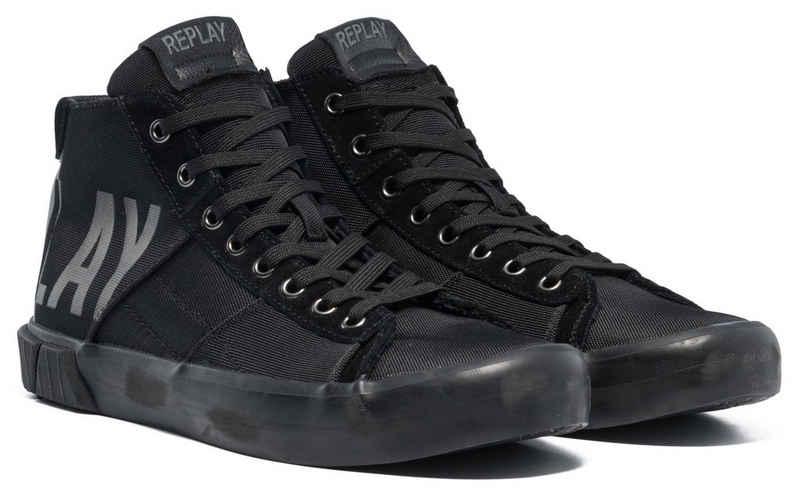 Replay »BASKIN« Sneaker mit Logoschriftzug