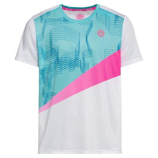 BIDI BADU T-Shirt in farbenfrohem Design »Akofa Tech«
