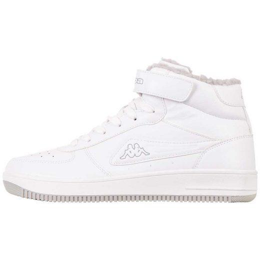 Kappa »BASH MID FUR« Sneaker mit wärmendem Innenfutter