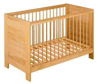 BioKinder - Das gesunde Kinderzimmer Babybett »Niklas«, 60x120 cm