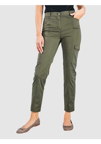Paola Kišeninės kelnės iš Pima-Cotton