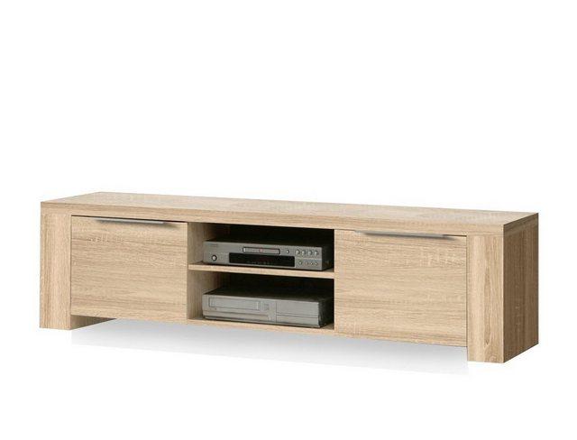 TV Möbel - expendio TV Board »Calvin«, eiche sonoma 169x41x50 cm mit Softclose Technologie  - Onlineshop OTTO