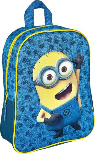 UNDERCOVER Kindergartentasche »3D Kinderrucksack Bob der Baumeister«