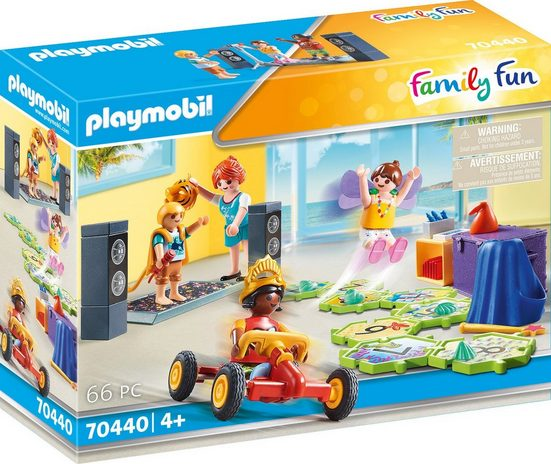 Playmobil® Konstruktions-Spielset »Kids Club (70440), Family Fun«, Made in Europe
