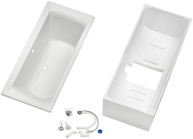 Badewannen und Whirlpools - OTTOFOND Badewanne »Set Duobadewanne«, 1900x900 450 mm  - Onlineshop OTTO
