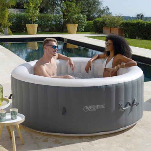 Infinite Spa Whirlpool »SPA XTRA 4P«, ØxH: 180x65 cm, 800l, bis zu 4 Personen