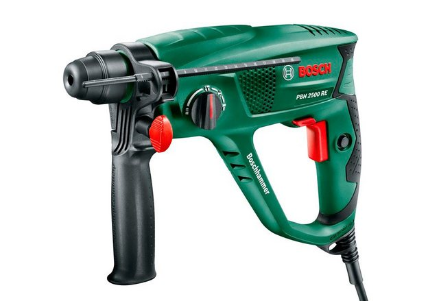 Bosch Bohrhammer PBH 2500 RE