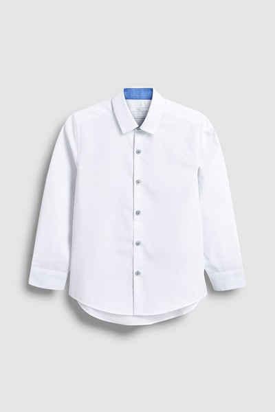 Next Langarmhemd »Langärmeliges, elegantes Hemd« (1-tlg)