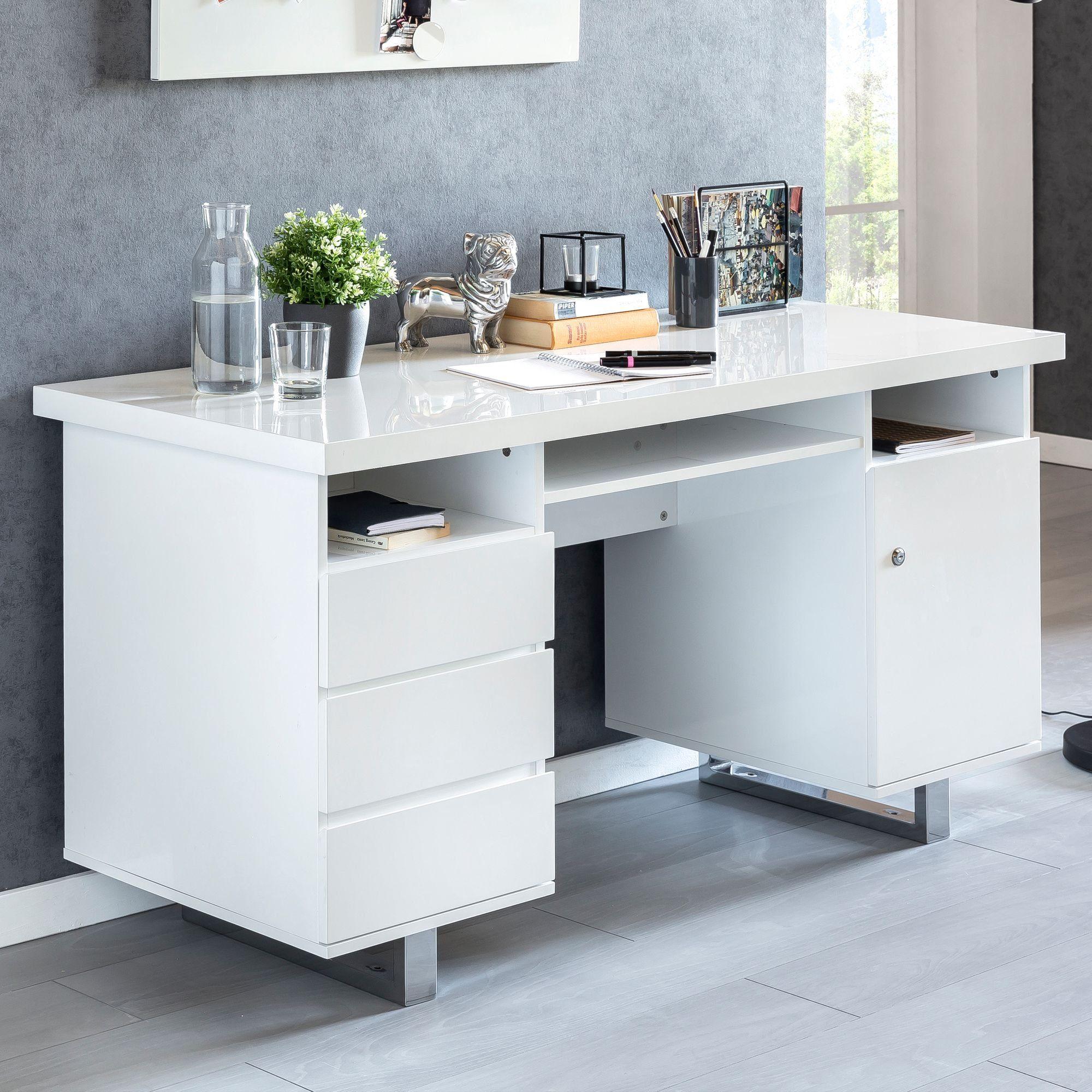 Büro Schreibtisch Modern 2021